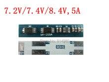 2 string 7 2V 7 4V 8 4V lithium font b battery b font protection board