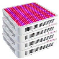 4 teile/los LED Wachsen Lichter 800W Gesamte Spektrum Pflanze Wachstum Lampe Für Gewächshaus Hydrokultur Wachsen Zelt Indoor Pflanzen Großhandel