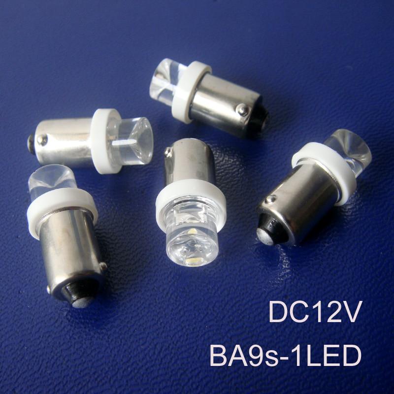 High quality BA9S led lights 12v BA9S led car bulb DC12V led BA9S lamps led Signal lights Pilot lamp free shipping 500pcs/lot