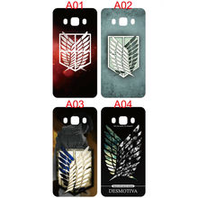 Anime Attack on Titan Phone Cases Soft For Huawei P9 Lite Mate 9 Pro 7 P8 P10 Plus G7 Y5 ii Honor 8 Lite 2017 P8 Lite