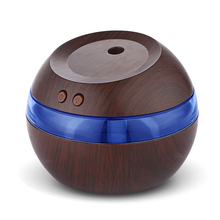290ML USB Aromatherapy Essential Oil Diffuser Car Portable Mini Ultrasonic Cool Mist Aroma Air Humidifier For Home office
