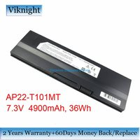 2017 Brand New AP22 T101MT Battery For Asus EEE PC T101 T101MT Series Laptop 4900mah EEE