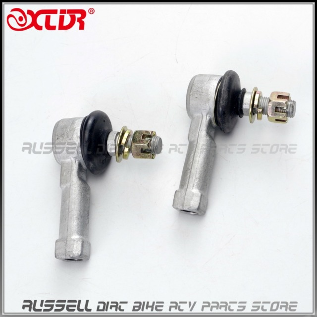 Turn Joint Ball rod U-joint 12mm M12 Tie Rod End for ATV250 Hummer 250 LonCin Jianshe Shipao Spare Parts Accessories