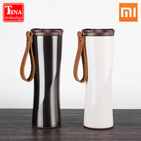 Xiaomi Mug Moka Smart Display Screen Coffee Tumbler Vacuum Insulation Bottle Touch Temperature Travel Stainless Steel Coffee Cup