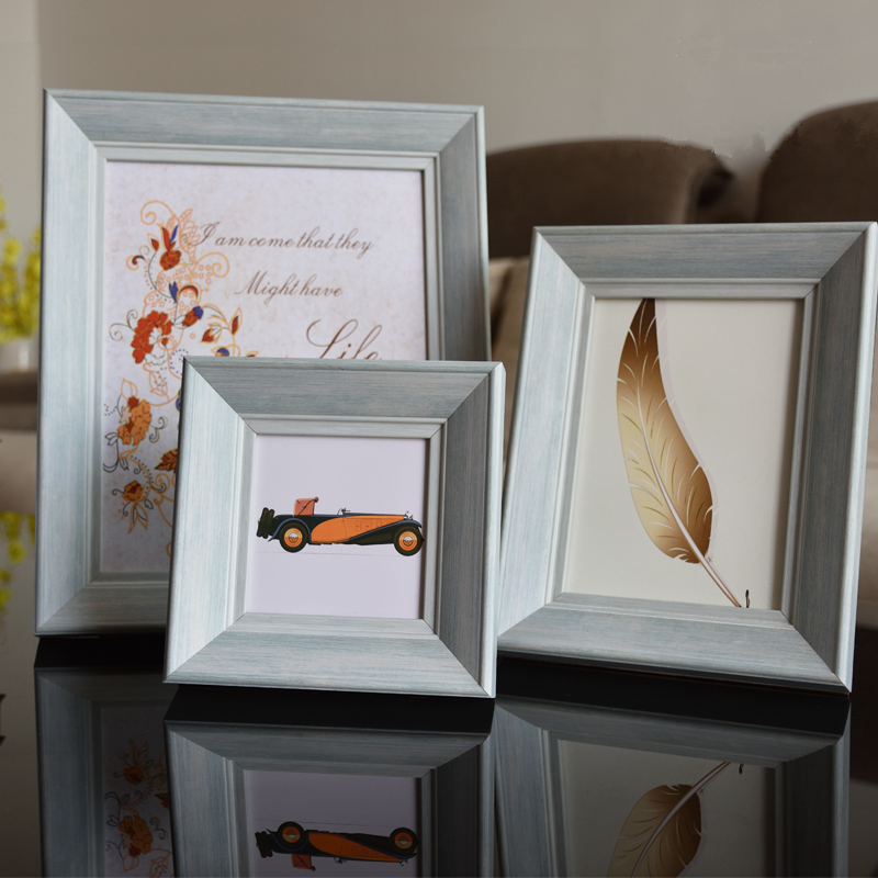 Exquisite Thicken Textured Photo Frame For Table Office ...