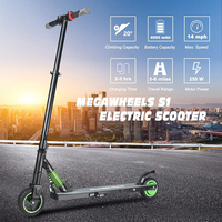 Megawheels Faltbar Elektroroller 250W Adult Electric Scooter City Roller 2Wheels