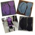 Duas peças de um conjuntos de Bebê almofada do assento e Almofada Do Assento de carro carrinho de criança-cobre carrinho de bebê Toldo tampa Carruagens carrinhos acessórios