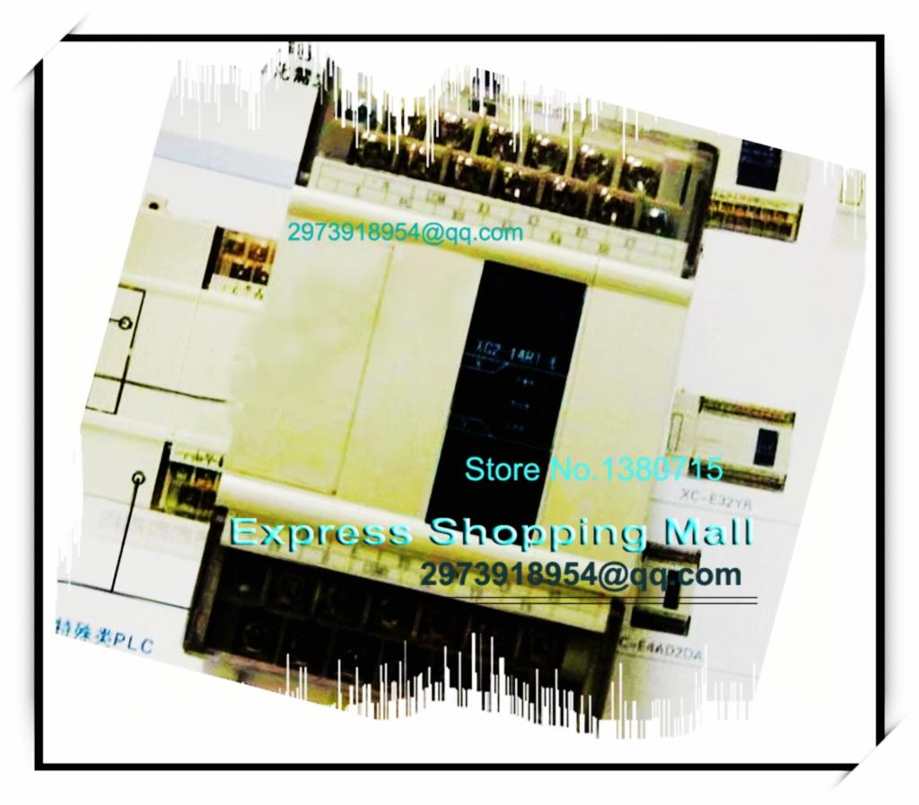 ФОТО New Original 8point NPN input 6point Transistor/Relay output XC2-14RT-E PLC AC220V 2COM