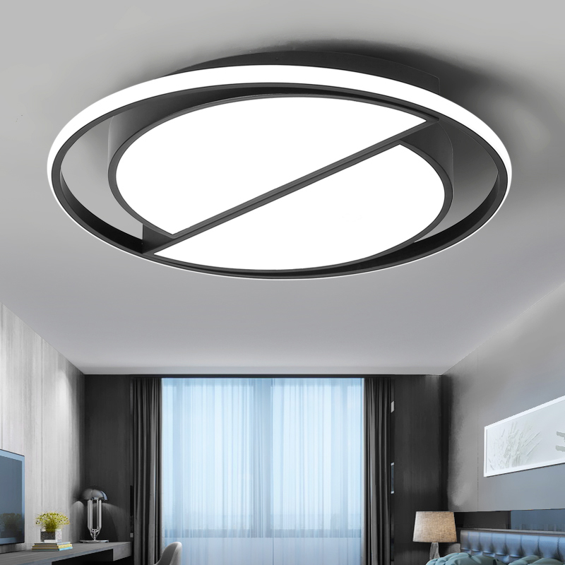Modern Led Ceiling Lights Led Ceiling Lamps for Living Room Bedroom Kids Room Dimmable With Remote Control Lamp for Indoor Home