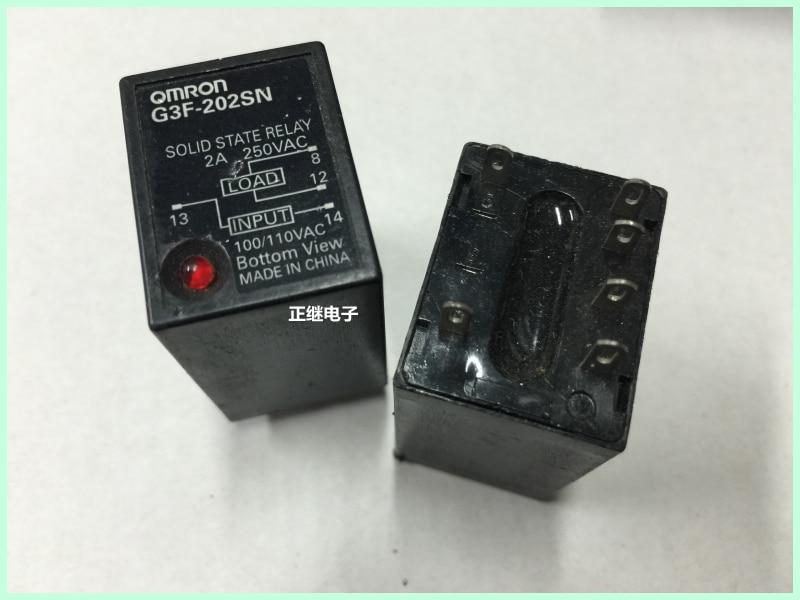 цена на Solid State Relays G3F-202SN 100 / 110VAC 2A / 250VAC