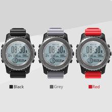 6b95b697eba Inteligente GPS Sport Watch Relógio Aventureiro de Funcionamento da Natação  À Prova D  Água Caminhadas