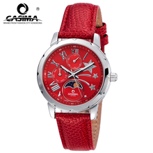 CASIMA ladies watch multi function personality watch 50 meters of waterproof calendar Quartz watch 2802