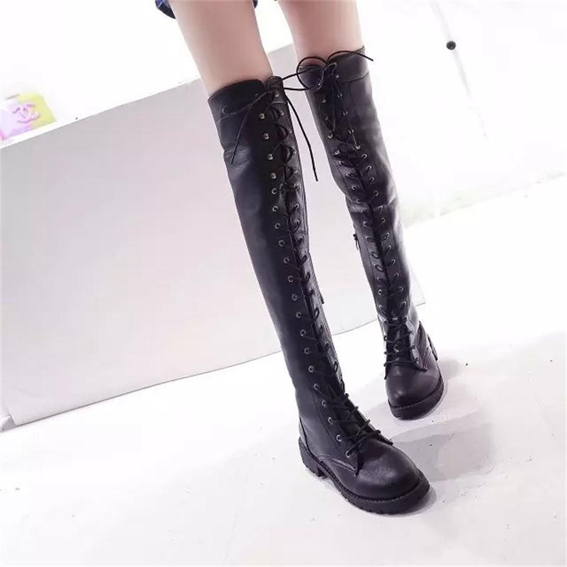 Popular Long Flat Boots-Buy Cheap Long Flat Boots lots from China