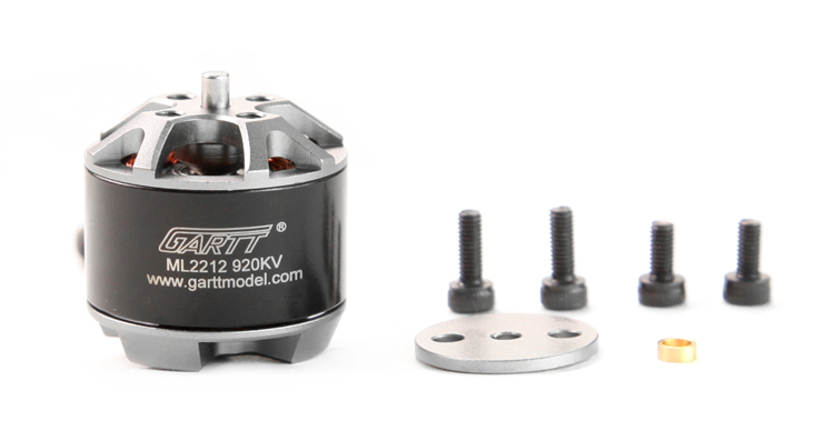 GARTT ML 2212 920KV 230W Brushless Motor F450 X525 RC FPV Drones Quadcopter Multicopter