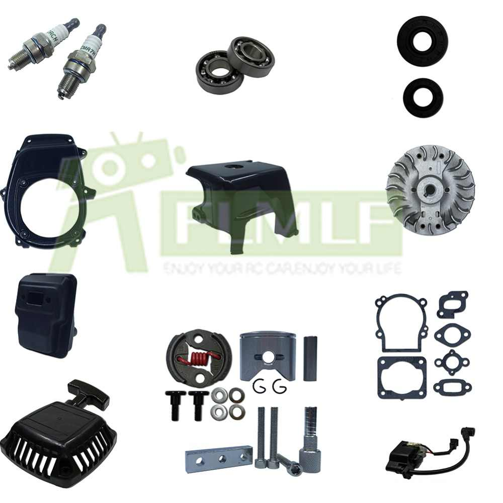 RC CAR PARTS Engine Parts Rebuild engine kit for 26CC -30CC Zenoah CY 1:5 HPI BAJA FG LOSI