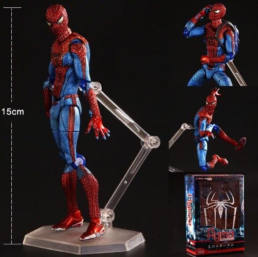 Купить игрушку человек паук с подвижными суставами экстракт для суставов отзывы