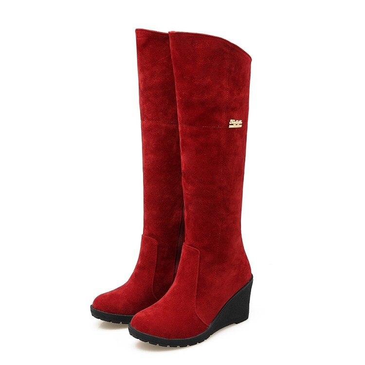 2017 botas de inverno botas mujer sapatos femininos moda botas martin outono inverno botas de couro feminino 5522