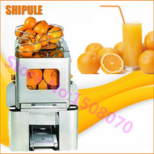 Shipule 2000E-5卸売製品オレンジジュース抽出機缶オレンジシトラスジューサー機