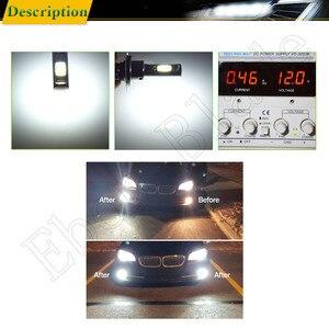 Image 5 - 페어 새로운 canbus h7 led 안개 빛 cob 80 w 화이트 6000 k 자동 트럭 주간 러닝 조명 안개 램프 전구 drl 자동차 스타일링 12 v 24 v 30 v