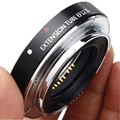 EF12 Metal Mount Auto Focus AF Macro Extension Tube/Ring for Kenko Canon EF-S Lens T5i T4i T3i T2i 100D 60D 70D 80D 600D 6DII 7D