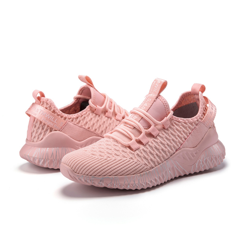 E TOY WORD Chunky Sneakers Woven Breathable Casual Shoes Autumn Light Comfortable women shoes Women Sneaker Tenis Feminino in Women 39 s Vulcanize Shoes from Shoes