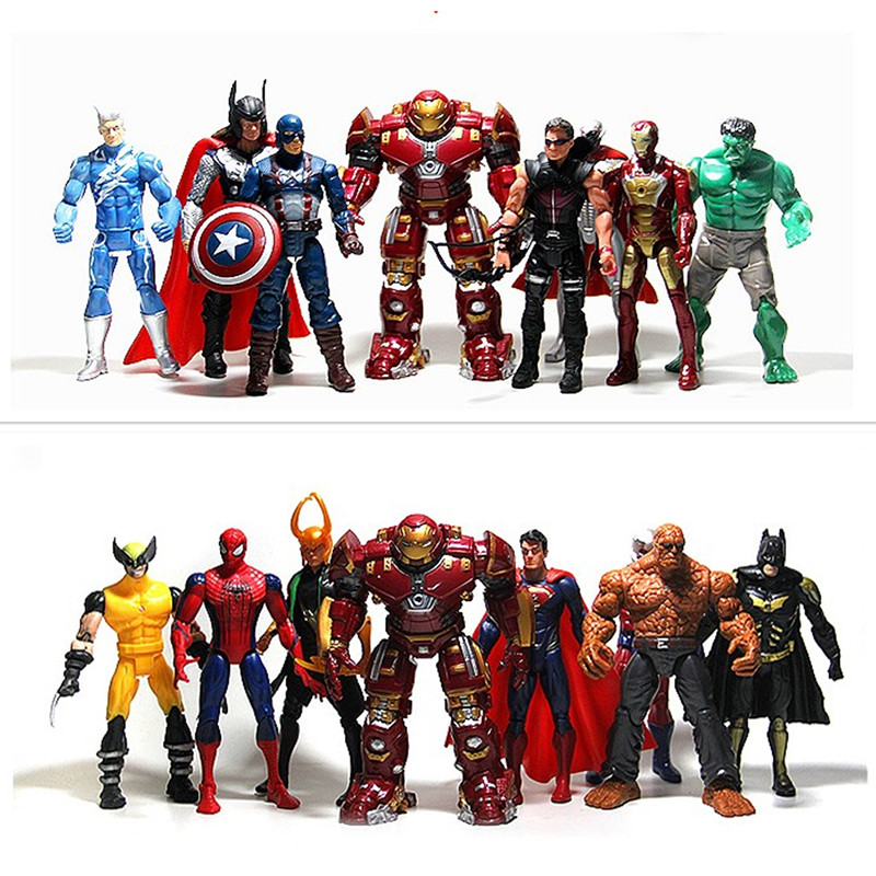 <font><b>2016</b></font> <font><b>New</b></font> Super hero <font><b>avengers</b></font> <font><b>2</b></font> Age of Ultron Iron man Loki hulk thor light <font><b>Hulkbuster</b></font> Captain Justice Action Figure toy