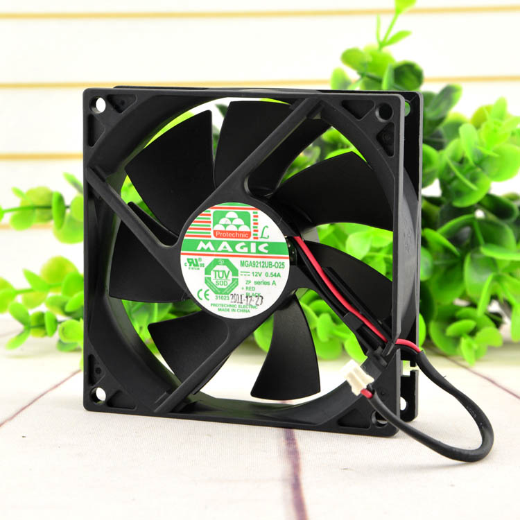 New original MGA9212UB-O25 9025 12V 0.54A second-line chassis power supply cooling fan