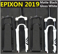 2019 EPIXON SR SUNTOUR Bike Fork 26/27.5/29er Mountain MTB Bicycle Fork suspension of air damping front fork 100 120mm travel