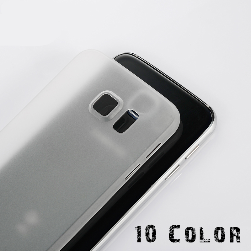 1PC Ultra Thin 0 3MM Cover Case For SAMSUNG galaxy s4 s5 mini s6 s7 edge