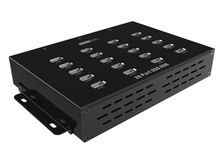 20 port usb 2.0 hub laptop high quality standard 20V 4.5A power supply free fast shipping
