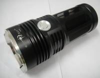 Free Shipping SKYRAY 6000 Lumen Lantern 3x CREE XM L T6 LED Tactical Flashlight Torch 4