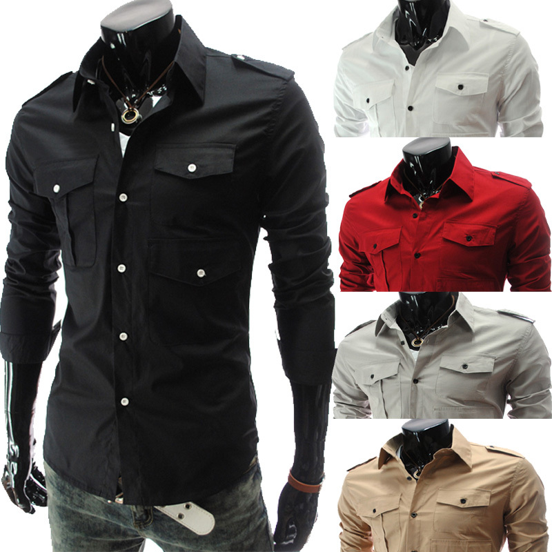 Compare Prices on Multi Pocket Shirt- Online Shopping/Buy Low ...