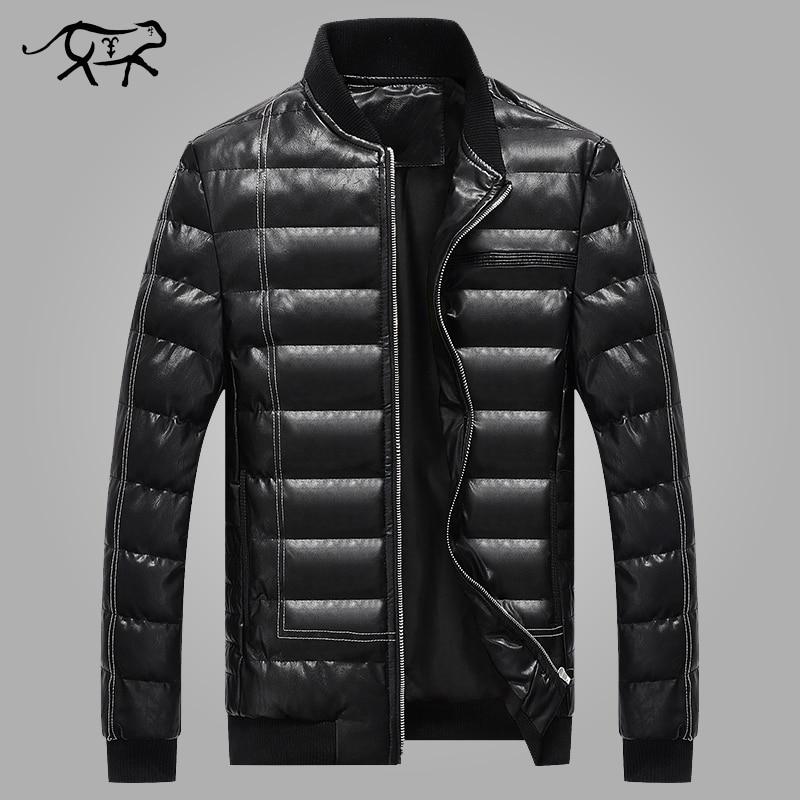 Marke Winter Jacke Männer Mode Neue Ankunft Beiläufige Dünne