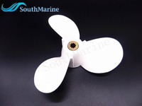 7 1 2 X 8 BA 6E0 45941 01 00 Aluminum Propeller For Yamaha 4hp 5hp