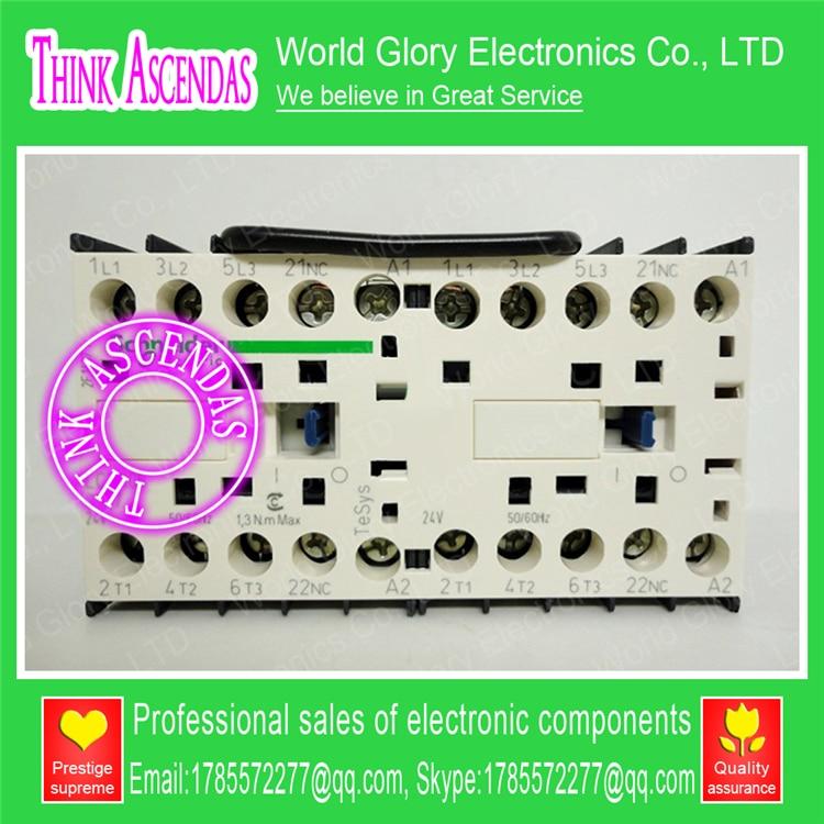 LP2K Series Contactor LP2K1610 LP2K1610JD 12V DC / LP2K1610BD 24V DC / LP2K1610CD 36V DC / LP2K1610ED 48V DC