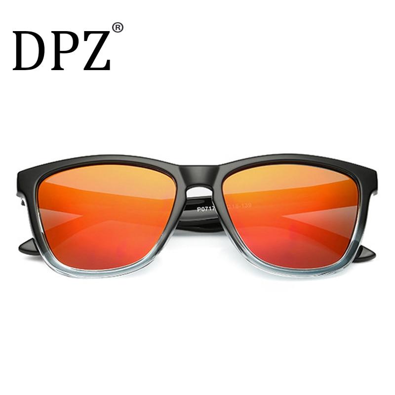 2018 New Fashion Polarized Women Sunglasses Famous Lady Brand Designer Gradient Colors Coating Mirror Sun Glasses UV400 with box