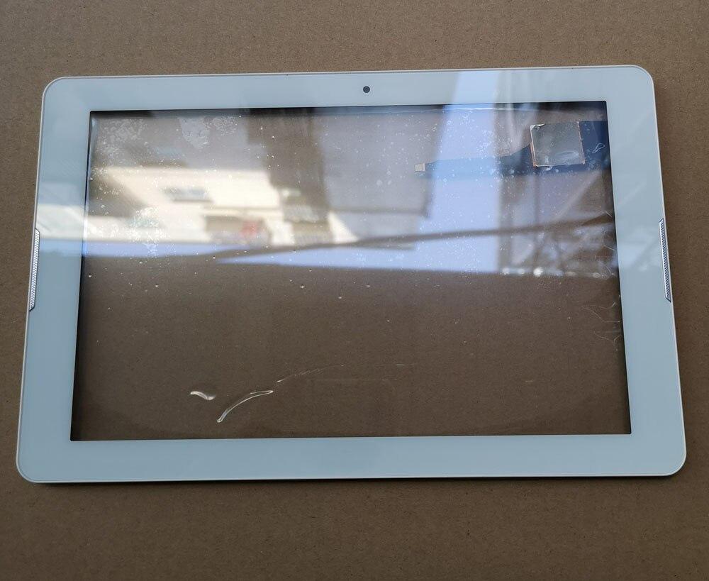 10.1 POUCE Tablet PC Tactile Capacitif panneau écran Tactile avec cadre Pour Acer Iconia Un 10 B3-A20 A5008 PB101A2657-R2 blanc