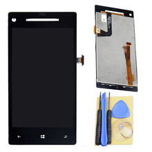 Brand New For HTC Windows Phone 8X C620e LCD Display with Touch Screen Digitizer Assembly free shipping
