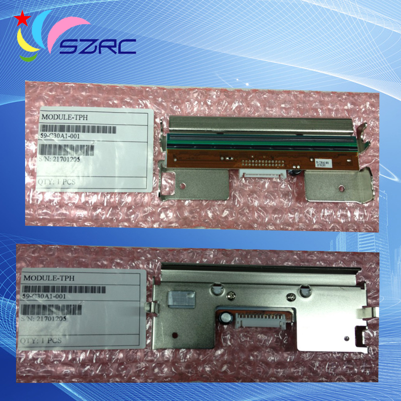 High quality Original New Print Head Printhead Compatible For Argox CP-3140 CP-3140L Thermal Printer Head high quality new original print head printhead compatible for zebra 888tt tlp2844 gk888t printhead thermal head free shipping