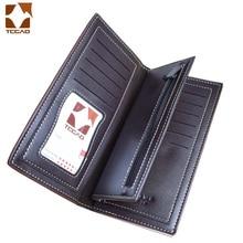 Men's Wallet Purse Clutch Long-Style Card-Holder Portafoglio Male of Cuzdan Short Uomo