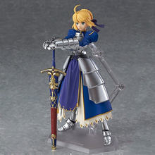 2016 NEW Arrival Figma 227 Fate Stay Night 2.0 Saber PVC Action Figure Model Collection Toy Gift 0043