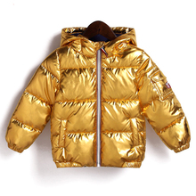 Children Winter Jacket Kids Down Cotton Coats Hooded Parka Girls Down Coats Waterproof Suit Spring Thick Outwear Coats For Boys new 2016 children boys winter long down coat hooded fur puffer jacket kids thick warm coats windproof parka snowday outwear