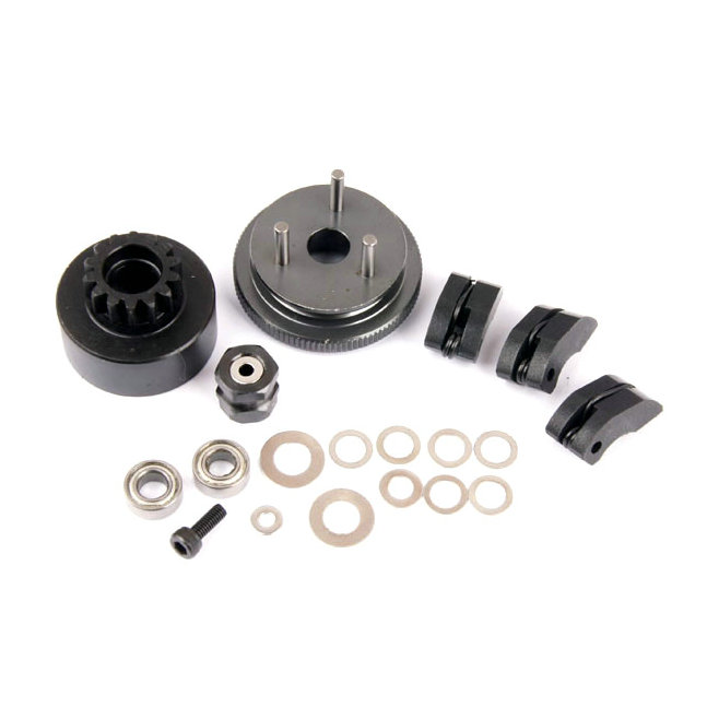 HSP 81020 Clutch Bell sets for RC 1:8 On-Road Car Off-Road Truck 94081 94086 hsp clutch bell sets 81020 fit hsp rc 1 8 on road car off road truck 94081 94086