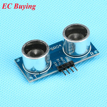 HC-SR04 Ultrasonic Module Distance Measuring Transducer Sensor for Arduino Samples HC-SR04-P Sensor Module Without Oscillator