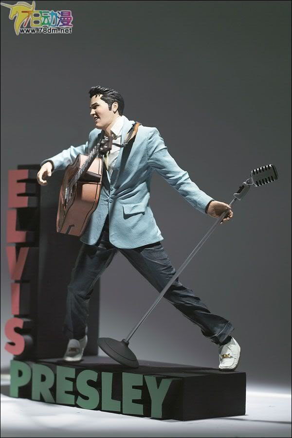 figure Star rock singer Elvis Presley doll car ornaments out of print angel fairy model ornaments out of print
