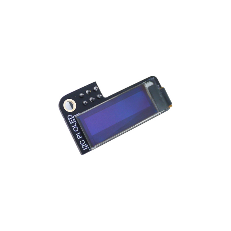 Image 2 - Mini 0.9 inch OLED Display 128x32 resolution For Raspberry Pi 2 3 B Zero-in Amplifier from Consumer Electronics