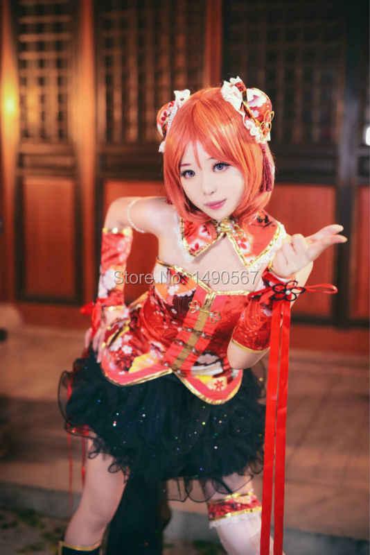 Love Live Maki Nishikino original Chinese antique style Cosplay Costume
