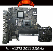 Tested Motherboard for Macbook Pro A1278 Logic Board 13″ Laptop I5 2.3GHz 2.4GHz Motherboard 820-22936-A 820-22936-B 2008 2011