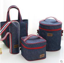 High Quality Comfortable Women Unch Boxes Bag Insulation Waterproof Bag Lunch Snacks Oxford Cloth Round with  sc 1 st  AliExpress.com & Buy rice box oxford at Best rice box oxford Price| Aliexpress Mobile Aboutintivar.Com