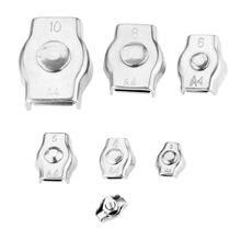 4 шт 2/3/4/5/6/8/10 мм нержавеющая сталь 316 Симплексные зажимы